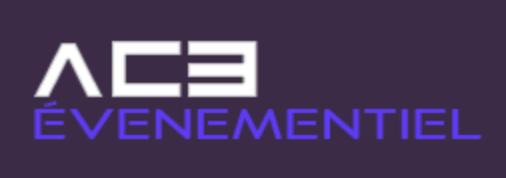 ACB événementiel, DJ, son, sonorisation, musique, lumières, logo